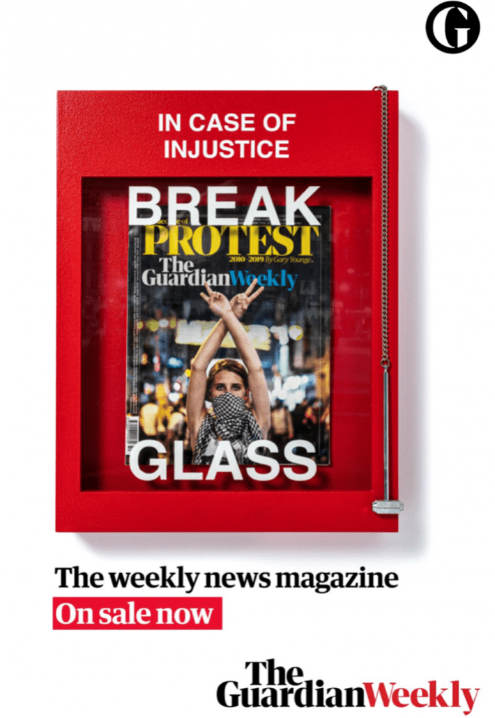 The Guardian Weekly lead image